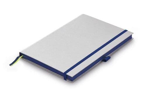 Lamy - Hardcover Notebook -  A5 Ocean Blue Edging