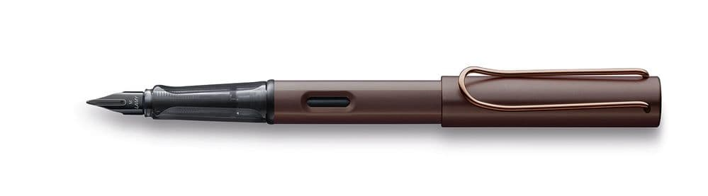 Lamy - Lx Fountain Pen - Marron