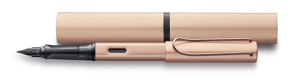 Lamy - Lx Fountain Pen - Rose Gold