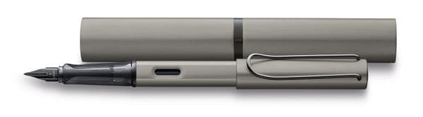 Lamy - Lx Fountain Pen - Ruthenium