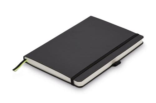 Lamy - Softcover Notebook -  A5 Black