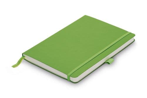 Lamy - Softcover Notebook -  A5 Green