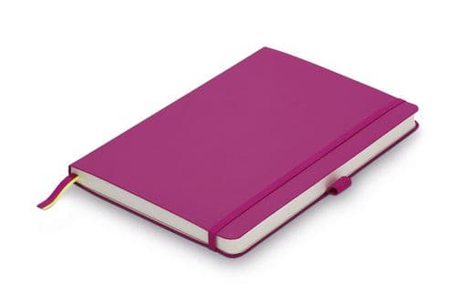 Lamy - Softcover Notebook -  A5 Pink