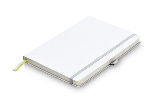 Lamy - Softcover Notebook -  A5 White