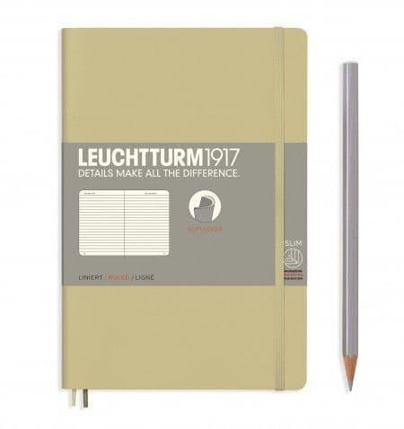 Leuchtturm 1917 - Notebook Composition (B6) - Soft Cover - Sand