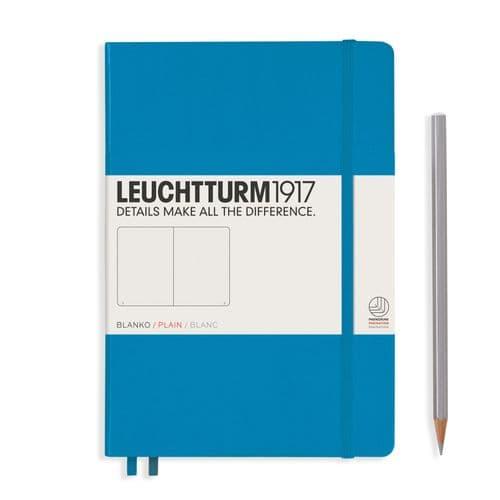 Leuchtturm 1917 - Notebook Medium (A5) - Hardcover - Azure