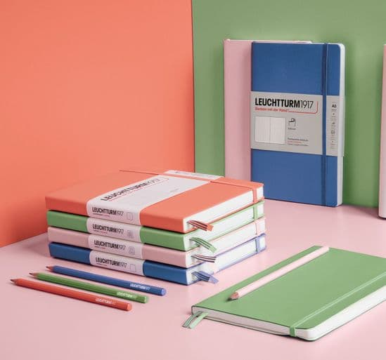Leuchtturm 1917 - Notebook Muted Colours (A5) - Hard Cover