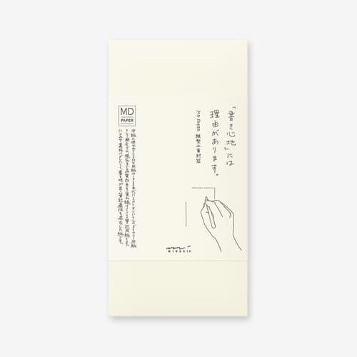 MD - Letter Pad Envelope -  Portrait
