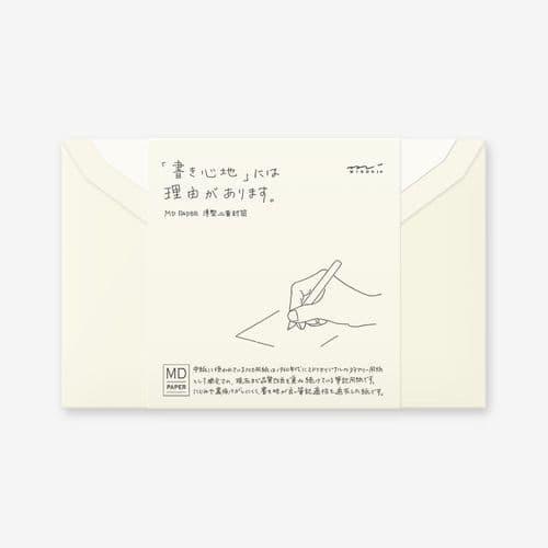MD - Letter Pad Envelope -  Sideways