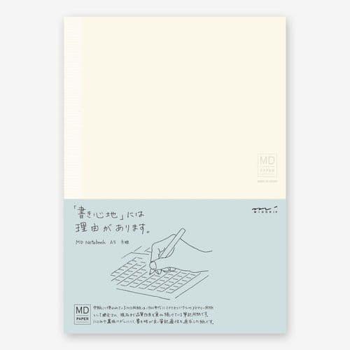 MD - Notebook - A5 - Gridded