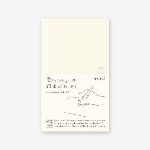 MD - Notebook - B6 Slim - Blank