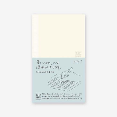 MD - Notebook - B6 Slim - Grided