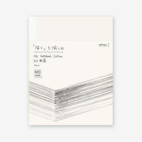 MD - Notebook Cotton - F0