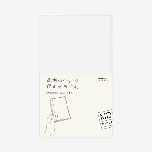 MD - Notebook Cover - Clear - B6 Slim