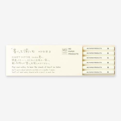 MD - Pencil - 6pc Set