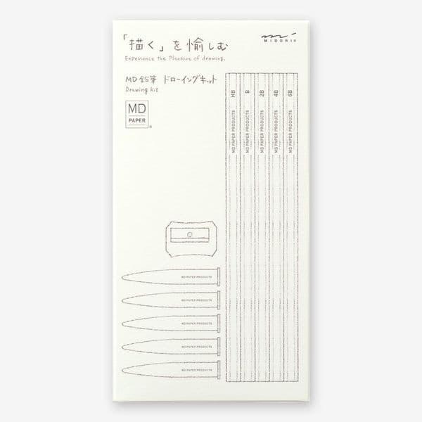 MD - Pencil Drawing Kit