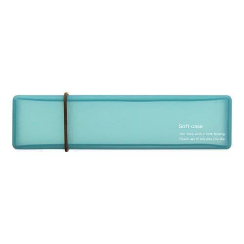 Midori - Soft Pen Case - Blue