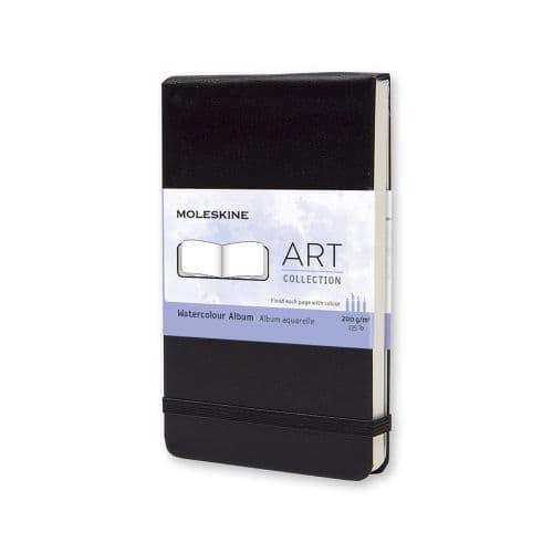 Moleskine - Art Collection - Watercolour Album Landscape Pocket