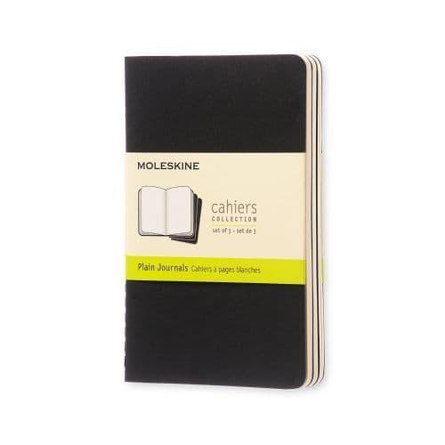 Moleskine - Cahier - Pocket - Black (plain)