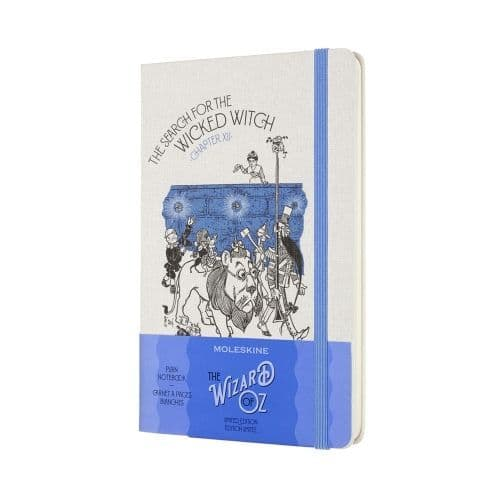 Moleskine - Wizard of Oz - Limited Edition Notebook - Wicked Witch