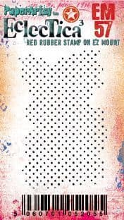 PaperArtsy - Rubber Stamps - E³ Tracy Scott Mini #57