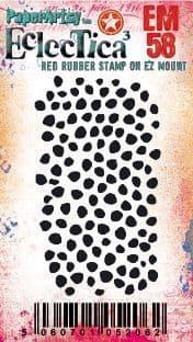 PaperArtsy - Rubber Stamps - E³ Tracy Scott Mini #58