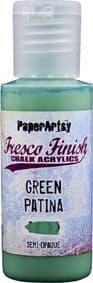PaperArtsy - Seth Apter Paints - Singles - Green Patina