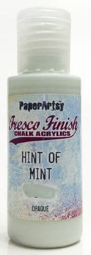 PaperArtsy - Seth Apter Paints - Singles - Hint of Mint