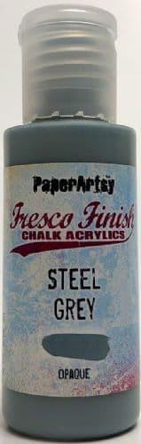 PaperArtsy - Seth Apter Paints - Singles - Steel Grey