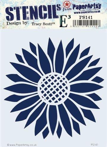 PaperArtsy - Stencil -Tracy Scott #141