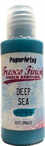 PaperArtsy - Tracy Scott Paints - Singles - Deep Sea