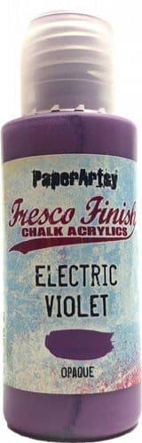 PaperArtsy - Tracy Scott Paints - Singles - Electric Violet