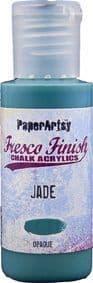PaperArtsy - Tracy Scott Paints - Singles - Jade