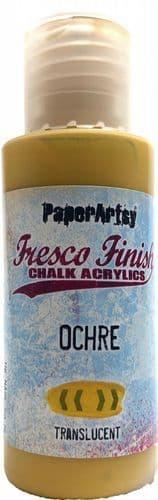 PaperArtsy - Tracy Scott Paints - Singles - Ochre