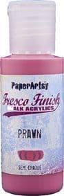 PaperArtsy - Tracy Scott Paints - Singles - Prawn