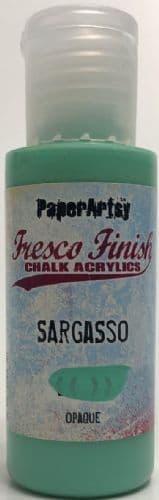 PaperArtsy - Tracy Scott Paints - Singles - Sargasso