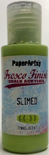 PaperArtsy - Tracy Scott Paints - Singles - Slimed