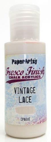 PaperArtsy - Tracy Scott Paints - Singles - Vintage Lace