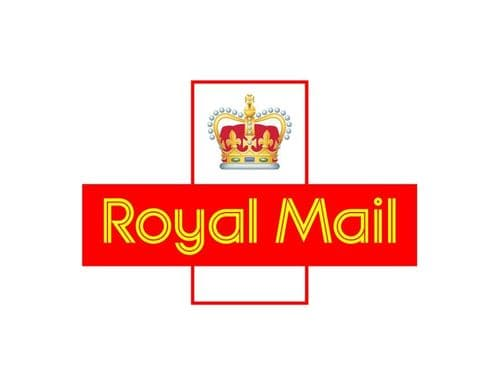 Postage Payment - Royal Mail EU Royal Mail Tracked