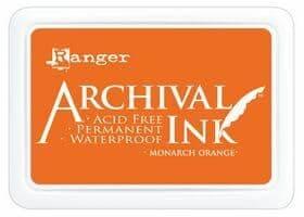 Ranger - Archival Ink Pad - Monarch Orange