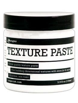 Ranger - Mediums - Texture Paste 4oz - Opaque