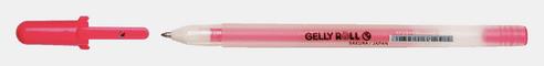 Sakura Pens - Moonlight - Red