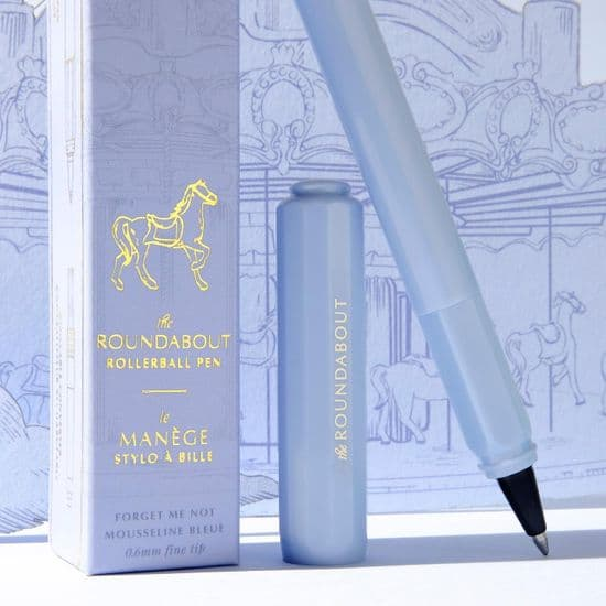 The Roundabout Rollerball Pen
