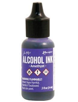 Tim Holtz - Alcohol Ink - Amethyst