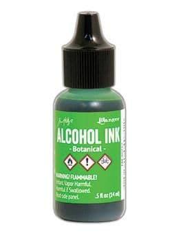 Tim Holtz - Alcohol Ink - Botanical