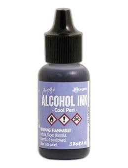Tim Holtz - Alcohol Ink - Cool Peri