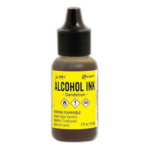 Tim Holtz - Alcohol Ink - Dandelion