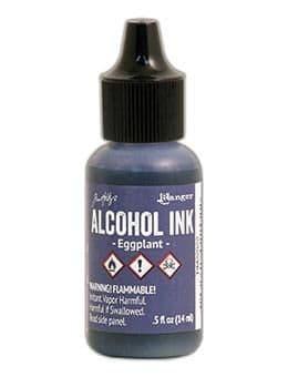Tim Holtz - Alcohol Ink - Eggplant