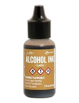 Tim Holtz - Alcohol Ink - Latte