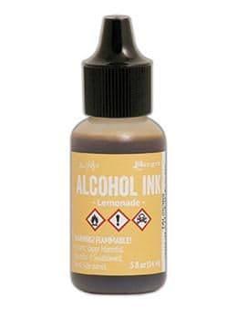 Tim Holtz - Alcohol Ink - Lemonade